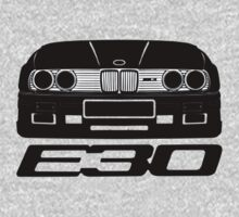 BMW e30 by Sonia Maillet