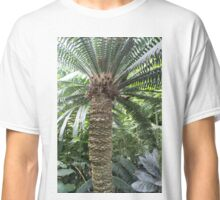 Tropical Palm Tree Fern, Kew Gardens Classic T-Shirt