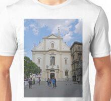 Franciscan Church, Budapest, Hungary Unisex T-Shirt