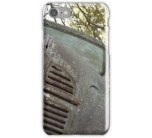 Old truck iPhone Case/Skin