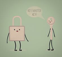 Master Key by filiskun