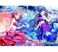 Love Live! School Idol Project - Mermaid Photographic Print