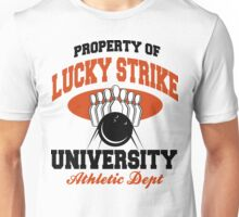 Property Bowling Athletic Department T-Shirt Unisex T-Shirt