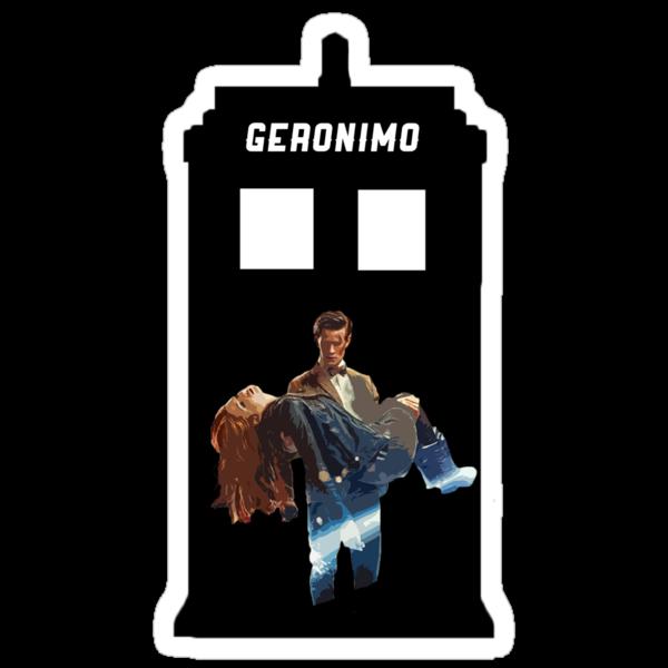 Geronimo by cooliounicorn