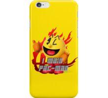I MAIN PAC-MAN iPhone Case/Skin