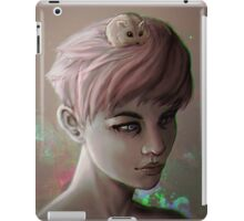 HamSTAR iPad Case/Skin