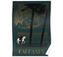 Vintage poster - Caucasus Poster