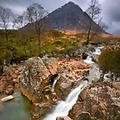 Buachaille Etive Mr by John Ellis