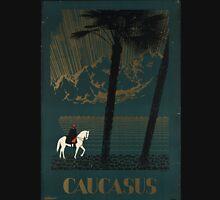 Vintage poster - Caucasus Unisex T-Shirt