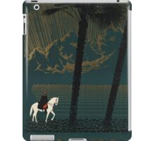 Vintage poster - Caucasus iPad Case/Skin