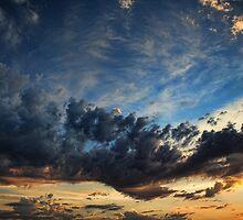 Cloud 20120807-72 by Carolyn  Fletcher