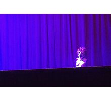 Noel Fielding Stage Photographic Print