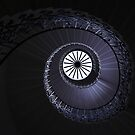 The Queen's House Stair by Ursula Rodgers