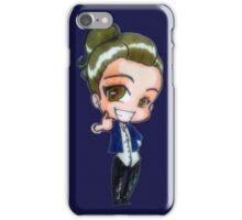 Never give up! iPhone Case/Skin