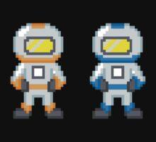 Sips and Sjin (Yogscast) - Spacemen Kids Tee