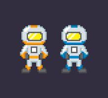Sips and Sjin (Yogscast) - Spacemen Unisex T-Shirt