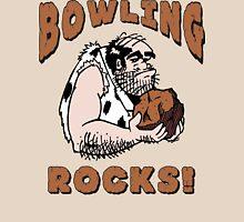 Bowling Rocks Bowling T-Shirt Unisex T-Shirt
