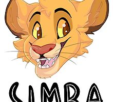 Simba- With Name by haphizard
