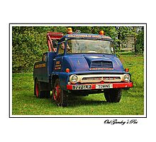 Mk 1 Ford Thames Trader Photographic Print