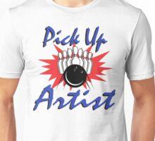 Pick Up Artist Bowling T-Shirt Unisex T-Shirt