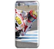 Alvaro Bautista at laguna seca 2012 iPhone Case/Skin