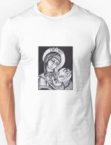 Miss Mary quite contrary.. T-Shirt