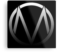 The Maine - Band  Logo Fade Metal Print