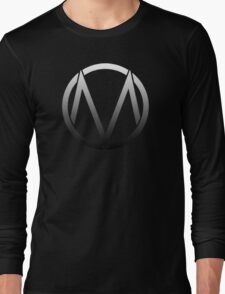 The Maine - Band  Logo Fade Long Sleeve T-Shirt