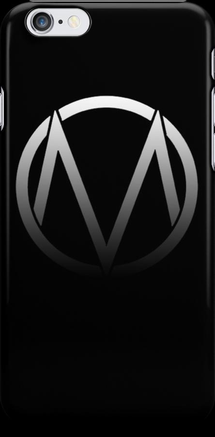 The Maine - Band  Logo Fade by Kingofgraphics