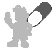 Smash Bros - Dr. Mario by Exclamation Innovations