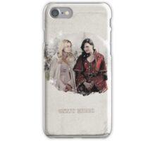 Christmas Special - Swan Queen iPhone Case/Skin
