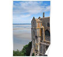 Mont Saint Michel1 Poster