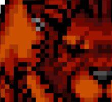 FF7 Red XIII / Nanaki Sticker