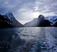 Mitre Peak by Adam Northam