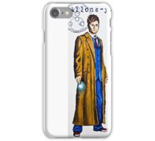 The Tenth iPhone Case/Skin
