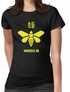 METHYLAMINE!! Womens Fitted T-Shirt