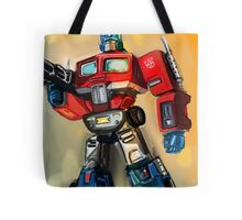 G1 OPTIMUS PRIME Tote Bag