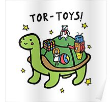 Tor-Toys Poster