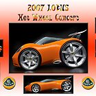 2007 Lotus Hot Wheels Concept Car by Peter Kennelly