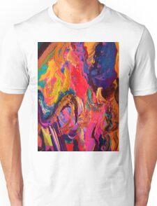 A Portrait of Color and Texture Unisex T-Shirt