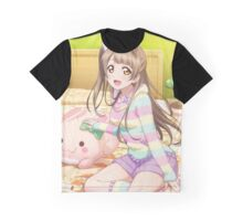 Love Live! School Idol Project - μ's Pajama Party Graphic T-Shirt