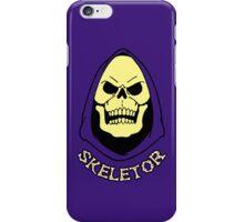 SKELETOR!! iPhone Case/Skin