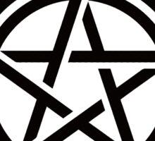 anti-possession supernatural Sticker