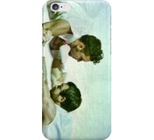 The Continuance of Man iPhone Case/Skin