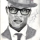 Clifford Harris Jr aka T.I by Omar Raiford
