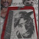 2pac Shakur by Omar Raiford