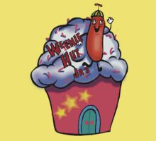 Weenie Hut Jr's by mollypopart