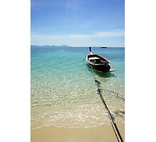 Island Paradise... Photographic Print