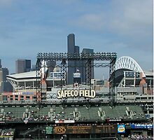 Seattle Home of Baseball Fever by don thomas