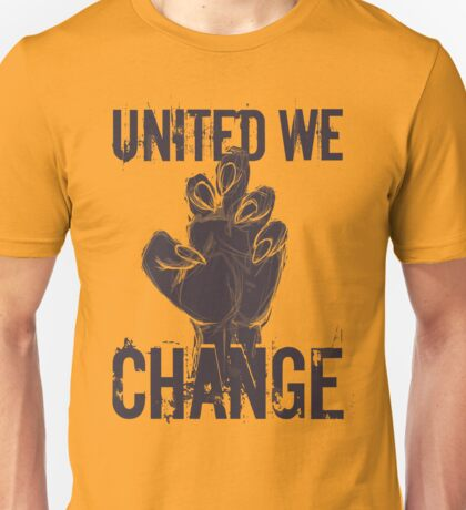 Werewolves: United We Change Unisex T-Shirt